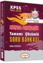 2016 KPSS Genel Kültür Anayasa Vatandaşlık Tamamı Çözümlü Soru Bankası Yediiklim Yayınları
