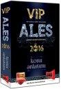 2016 ALES VIP Konu Anlatımlı Yargı Yayınları