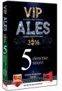 2016 ALES VIP Çözümlü 5 Deneme Yargı Yayınları