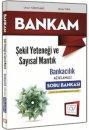 2016 BANKAM �ekil Yetene�i ve Say�sal Mant�k A��klamal� Soru Bankas� 657 Yay�nlar�