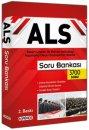 2016 ALS Askeri Liseler ile Bando Astsubay Hazırlama Okulu Sınavlarına Hazırlık Soru Bankası Arge Yayınları