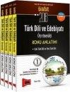2016 ÖABT Türk Dili ve Edebiyatı Öğretmenliği Konu Anlatımlı Modüler Set Yargı Yayınları