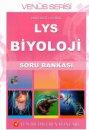 LYS Biyoloji Soru Bankası Venüs Serisi Fen Bilimleri Yayınları