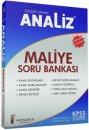 2016 KPSS A Grubu Maliye Tamamı Çözümlü Soru Bankası Monopol Yayınları