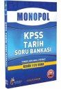 2016 KPSS Tarih Tamam� A��klamal� ��z�ml� 1125 Soru Monopol Yay�nlar�