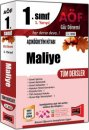 1. S�n�f 1. Yar�y�l Maliye T�m Dersler Kod:1013 Yarg� Yay�nlar�