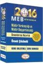 2016 MEB Müdür Yardımcılığı ve Müdür Başyardımcılığı Konu Anlatımlı Soru Bankası Yediiklim Yayınları