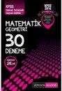 2016 KPSS Matematik-Geometri 30 Deneme Pegem Yay�nlar�