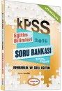 2016 KPSS Eğitim Bilimleri Rehberlik ve Özel Eğitim Tamamı Çözümlü Soru Bankası Yediiklim Yayınları