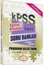 2016 KPSS Eğitim Bilimleri Program Geliştirme Tamamı Çözümlü Soru Bankası Yediiklim Yayınları