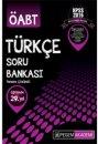 2016 ÖABT Türkçe Öğretmenliği Tamamı Çözümlü Soru Bankası Pegem Yayınları