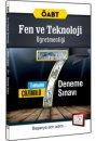 2016 ÖABT Fen ve Teknoloji Öğretmenliği Tamamı Çözümlü 7 Deneme Sınavı 657 Yayınları