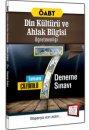 2016 ÖABT Din Kültürü ve Ahlak Bilgisi Öğretmenliği Tamamı Çözümlü 7 Deneme Sınavı 657 Yayınları