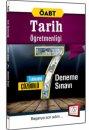 2016 ÖABT Tarih Öğretmenliği Tamamı Çözümlü 7 Deneme Sınavı 657 Yayınları
