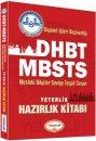 2016 Diyanet İşleri Başkanlığı MBSTS Yeterlilik Hazırlık Kitabı Yediiklim Yayınları