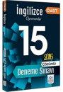 2016 ÖABT İngilizce Öğretmenliği Çözümlü 15 Deneme Sınavı Müfredat Yayınları