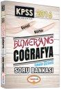 2016 KPSS Bumerang Coğrafya Tamamı Çözümlü Soru Bankası Yediiklim Yayınları