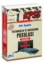2016 KPSS Vatandaşlık ve Anayasanın Pusulası Çözümlü 15 Deneme Altı Şapka Yayınları