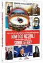2016 KPSS Kim 500 Resimli Güncel Bilgiler ve Genel Kültür Soru İster Müfredat Yayınları
