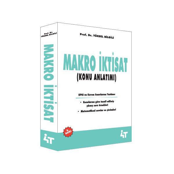 Makro Iktisat Konu Anlatımlı Yüksel Bilgili 8 Baskı 4t Yayınları