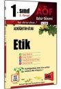 1.S�n�f 2.Yar�y�l Etik Kod:2115 Yarg� Yay�nlar�