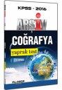 2016 KPSS Ar�iv Co�rafya �ek Koparl� Yaprak Test Filozof Yay�nc�l�k