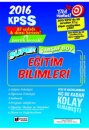 2016 KPSS Eğitim Bilimleri Süper Çarşaf Boy Ders Notları Pratik Kaynak Yayınları