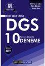 2016 DGS Tamamı Çözümlü 10 Deneme Pegem Yayınları