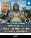 3D Studio Max Karakter Modelleme ve Dokulandırma Kodlab Yayınları