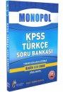 2016 KPSS T�rk�e Tamam� A��klamal� ��z�ml� 830 Soru Monopol Yay�nlar�