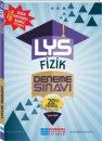 LYS Fizik 20 Fasikül Deneme Sınavı Evrensel İletişim Yayınları