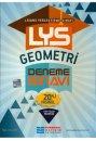 LYS Geometri 20 Fasik�l Deneme S�nav� Evrensel �leti�im Yay�nlar�
