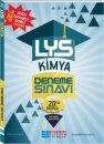 LYS Kimya 20 Fasikül Deneme Sınavı Evrensel İletişim Yayınları