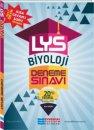 LYS Biyoloji 20 Fasikül Deneme Sınavı Evrensel İletişim Yayınları