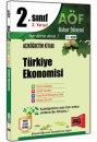 2.Sınıf 4.Yarıyıl Türkiye Ekonomisi Kod:4189 Yargı Yayınları