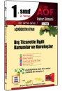 1.Sınıf 2.Yarıyıl Dış Ticaretle İlgili Kurumlar ve Kuruluşlar Kod:2112 Yargı Yayınları