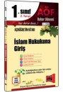 1.Sınıf 2.Yarıyıl İslam Hukukuna Giriş Kod:2130 Yargı Yayınları
