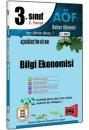 3.Sınıf 6.Yarıyıl Bilgi Ekonomisi Kod:6101 Yargı Yayınları