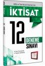 2016 KPSS A Grubu İktisat 12 Deneme Sınavı 657 Yayınları