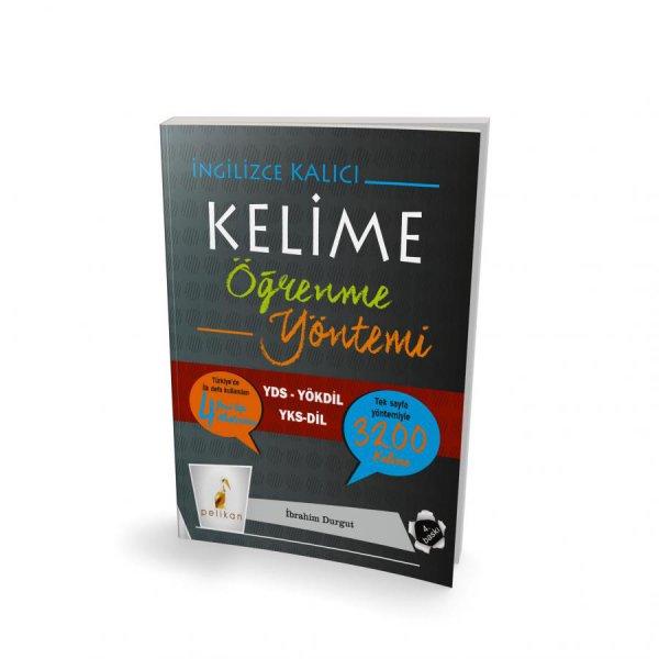 İngilizce Kalıcı Kelime  Öğrenme Yöntemi Pelikan Yayınları