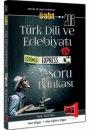 2016 ÖABT Türk Dili ve Edebiyatı Öğretmenliği Express Çözümlü Soru Bankası Yargı Yayınları