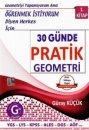Gür Yayınları YGS LYS KPSS ALES DGS AÖF 30 Günde Pratik Geometri 1