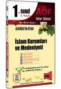 1.Sınıf 2.Yarıyıl İslam Kurumları ve Medeniyeti Kod:2131 Yargı Yayınları