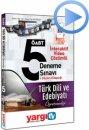 2016 ÖABT Türk Dili ve Edebiyat Öğretmenliği İnteraktif Video Çözümlü 5 Deneme Sınavı Yargı Tv