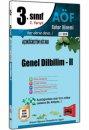 3.S�n�f 6.Yar�y�l Genel Dilbilimi II Kod:6110 Yarg� Yay�nlar�