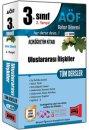 3. Sınıf 6. Yarıyıl Uluslararası İlişkiler Tüm Dersler Kod:6009 Yargı Yayınları