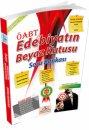 2016 ÖABT Edebiyatın Beyaz Kutusu Soru Bankası İnformal Yayınları