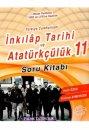 11. Sınıf T.C. İnkılap Tarihi ve Atatürkçülük Soru Kitabı Palme Yayınları