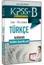 2016 KPSS-B Lise Ön Lisans Türkçe Açıklamalı Soru Bankası 657 Yayınları