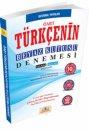 2016 ÖABT Türkçenin Beyaz Kutusu Çözümlü 10 Deneme Sınavı İnformal Yayınları
